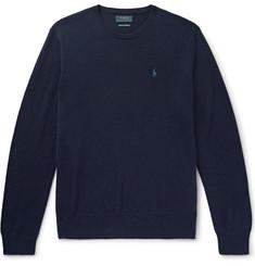 폴로 랄프로렌 Polo Ralph Lauren Cashmere Sweater,Navy