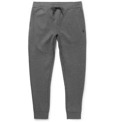 폴로 랄프로렌 Polo Ralph Lauren Tapered Jersey Sweatpants,Gray