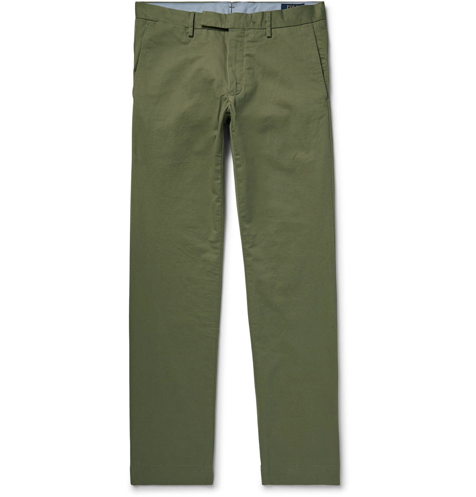 e129df3a58d93 Polo Ralph Lauren - Slim-Fit Stretch-Cotton Twill Chinos