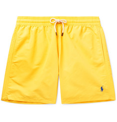 Polo Ralph Lauren Traveller Mid-Length Swim Shorts