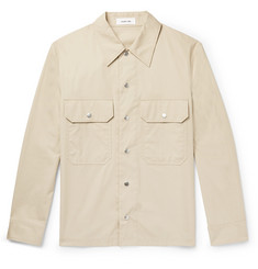 Helmut Lang Cotton-Canvas Overshirt
