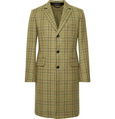 rag & bone Yorke Plaid Wool Coat