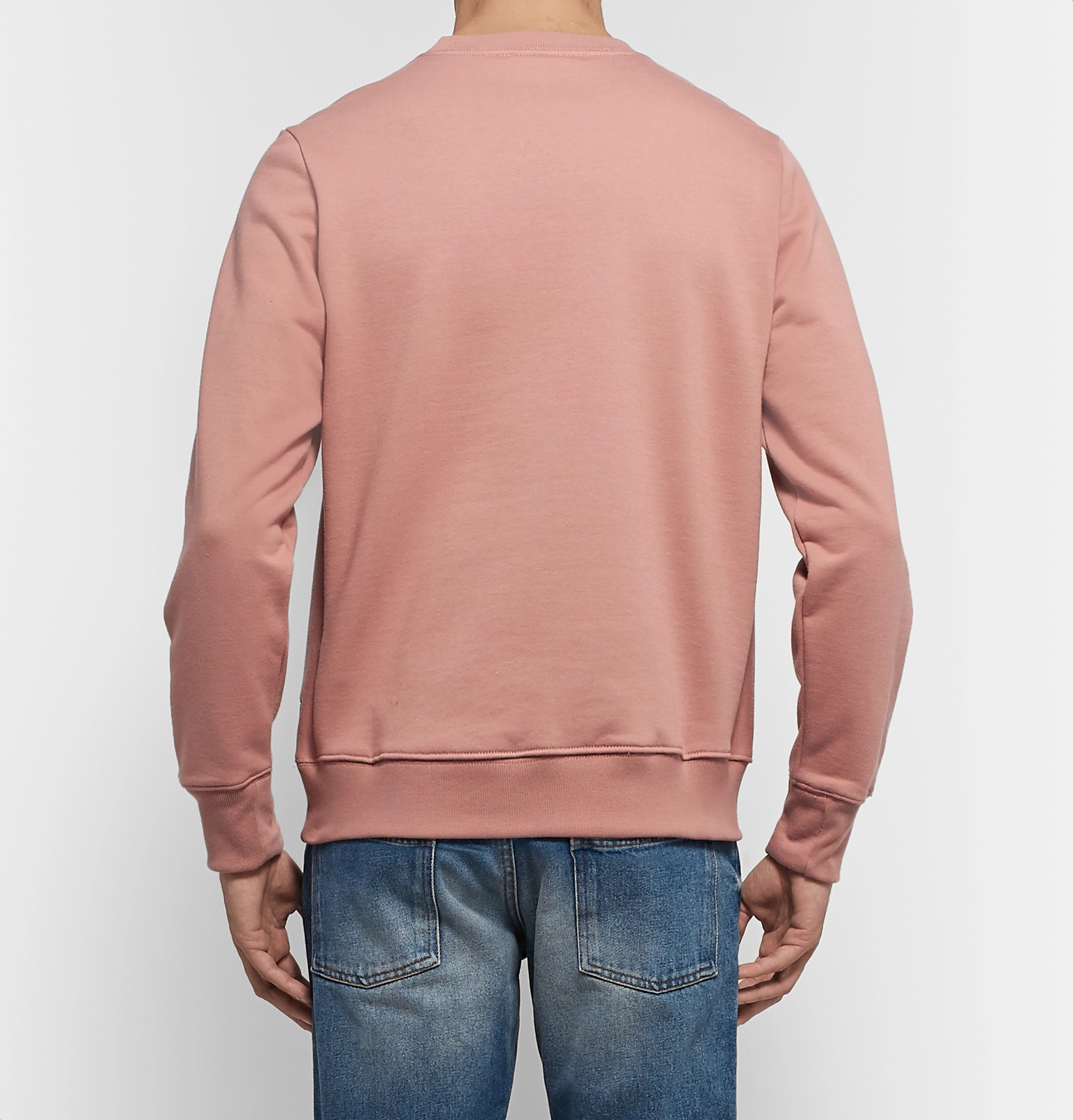Organic Paul Jersey Sweatshirt By Ps Cotton Smithloopback wSqgt01