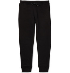 PS by Paul Smith Tapered Organic Loopback Cotton-Jersey Sweatpants