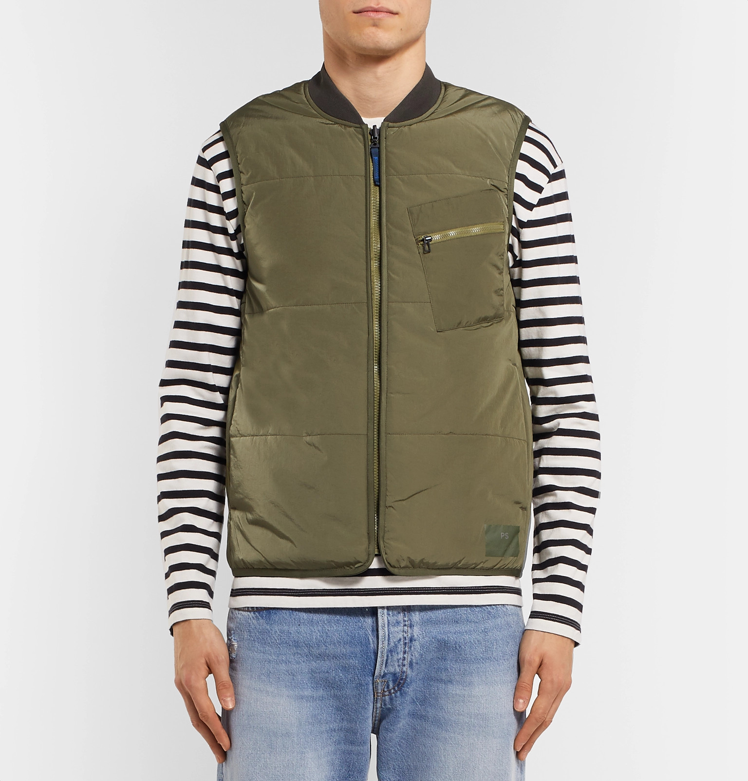 bff549b9cfa The Gilet  The Extra Layer You Need Right Now   The Daily   MR PORTER