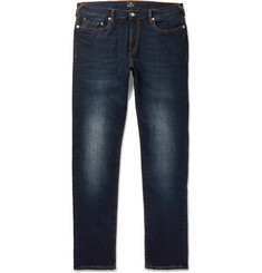 PS by Paul Smith Slim-Fit Tapered Stretch-Denim Jeans
