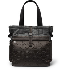 Paul Smith Quilted Nylon Tote Bag