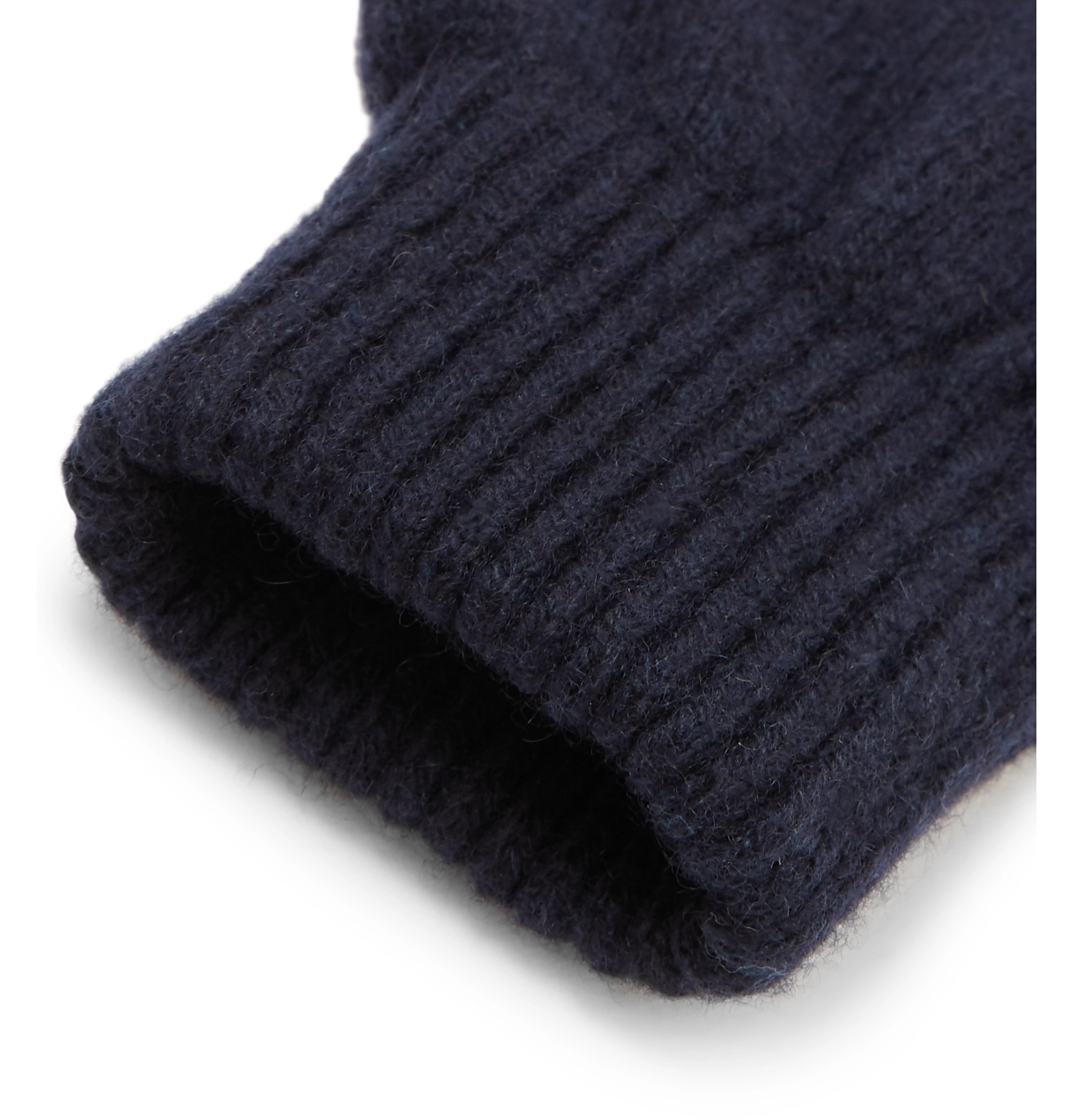 ae04ab5ebcb Paul Smith - Cashmere and Merino Wool-Blend Gloves