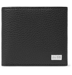 Hugo Boss Crosstown Full-Grain Leather Billfold Wallet