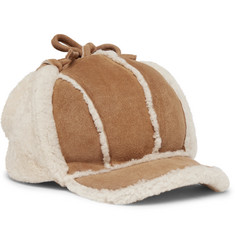 Gucci Shearling Trapper Hat
