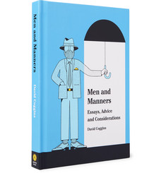 Abrams - Men and Manners: Essays, Advice and Considerations Hardcover Book