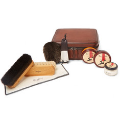 Berluti - Shoe Care Set with Leather Case