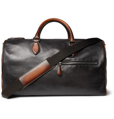 Berluti Jour-Off MM Leather Holdall