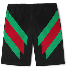 Gucci Colour-Block Shell Shorts