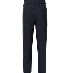 You As Lukas Contrast-Trimmed Woven Drawstring Trousers