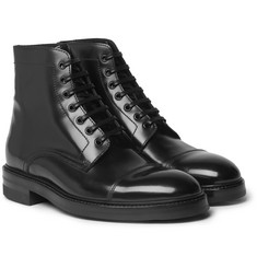 Paul Smith - Master Polished-Leather Boots