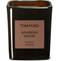 Tom Ford Beauty Arabian Wood Candle, 200g