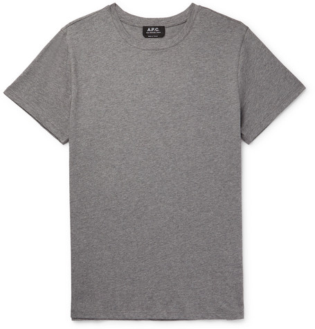 Jimmy Cotton Jersey T Shirt by A.P.C.