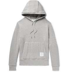 Thom Browne Honeycomb Cotton Hoodie