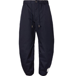 Thom Browne Drawstring Canvas Trousers
