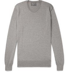Private White V.C. Mélange Merino Wool Sweater