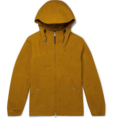 Albam Cotton Hooded Parka