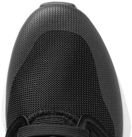 Tom Ford Socks Jago Neoprene, Suede and Mesh Sneakers
