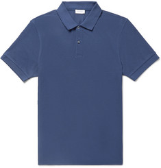 Sunspel Pima Cotton-Piqué Polo Shirt