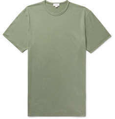 Sunspel - Pima Cotton-Jersey T-Shirt
