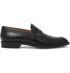 Hugo Boss Coventry Leather Penny Loafers