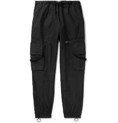 Off-White Tech Cotton-Blend Cargo Trousers