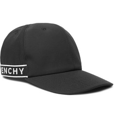 Givenchy Logo-Jacquard Canvas Baseball Cap