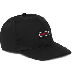 Givenchy - Logo-Appliquéd Canvas Baseball Cap