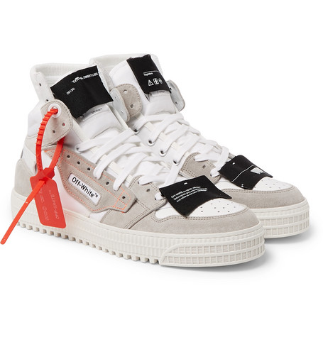 e2d2b34cfd074 Off-White - 3.0 Off-Court Suede