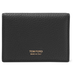 TOM FORD - Full-Grain Leather Bifold Cardholder