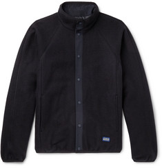 A.P.C. Yama Wool-Blend Fleece Jacket