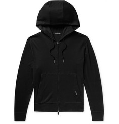 TOM FORD - Cashmere Zip-Up Hoodie