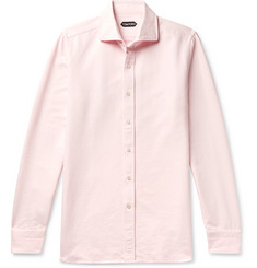 TOM FORD Cotton Oxford Shirt