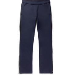 Valentino Striped Tech-Jersey Track Pants