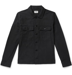 Todd Snyder Cotton-Twill Overshirt