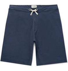 Oliver Spencer Loungewear - York Supima Cotton-Jersey Shorts