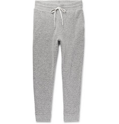 John Elliott Ebisu Tapered Bouclé Sweatpants