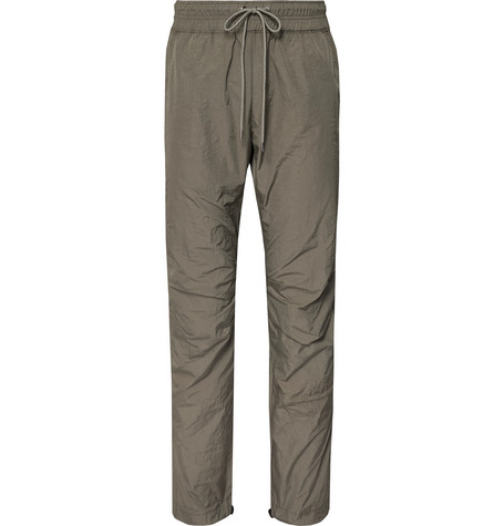 Himalayan Cordura Drawstring Trousers by John Elliott