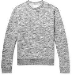 John Elliott Knitted Cotton Sweater