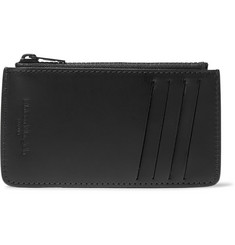 Maison Margiela Leather Zipped Cardholder