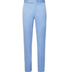Richard James Hyde Slim-Fit Cotton-Blend Twill Suit Trousers