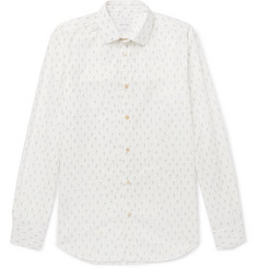 Paul Smith - Explorer Slim-Fit Printed Cotton Shirt