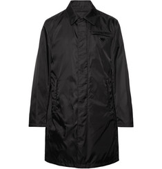 Prada Shell Raincoat