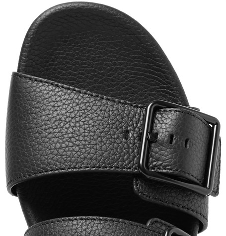 Lanvin Sandals Full-Grain Leather Sandals
