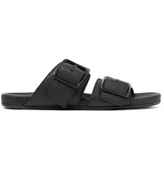 Lanvin Full-Grain Leather Sandals